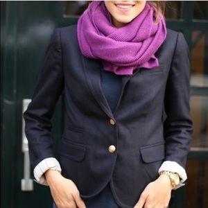 Women's navy jacket